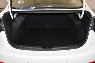 2016 Kia Cerato YD MY15 S White 6 Speed Sports Automatic Sedan