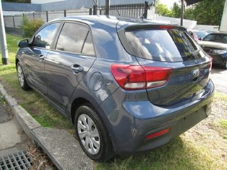 2017 Kia Rio YB MY17 SI Blue 4 Speed Automatic Hatchback