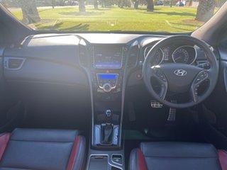 2016 Hyundai i30 GD3 Series II MY17 SR Premium Platinum Silver/black and Red 6 Speed