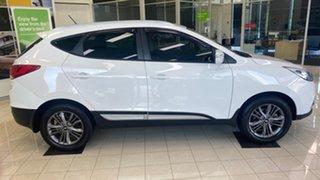2014 Hyundai ix35 LM3 MY14 Active White 6 Speed Manual Wagon