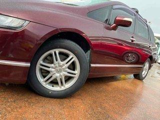 2008 Honda Odyssey 3rd Gen MY07 Red 5 Speed Sports Automatic Wagon.