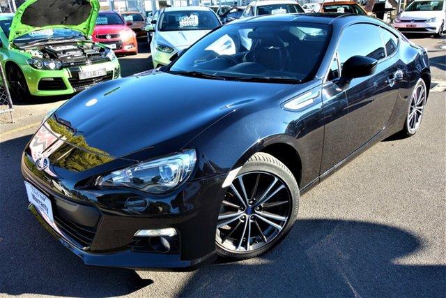 Used Subaru BRZ Z1 MY13 Seaford, 2013 Subaru BRZ Z1 MY13 Black 6 Speed Manual Coupe