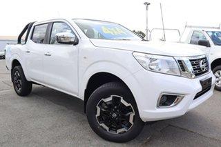2017 Nissan Navara D23 S2 RX White 7 Speed Sports Automatic Utility