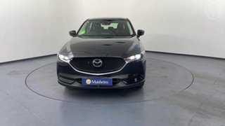 2019 Mazda CX-5 KF2W7A Maxx SKYACTIV-Drive FWD Sport Jet Black 6 Speed Sports Automatic Wagon