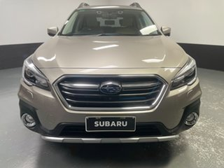 2018 Subaru Outback B6A MY18 2.0D CVT AWD Premium Light Gold 7 Speed Constant Variable Wagon.
