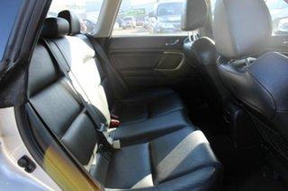 2005 Subaru Liberty B4 MY05 Luxury Series AWD Silver 4 Speed Sports Automatic Wagon