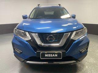 2018 Nissan X-Trail T32 Series II ST-L X-tronic 2WD Marine Blue 7 Speed Constant Variable Wagon.
