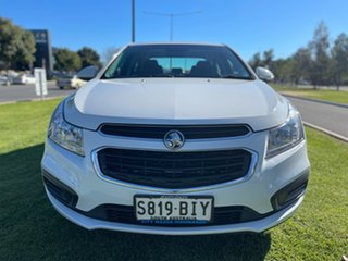 2016 Holden Cruze JH Series II MY16 Equipe White 6 Speed Sports Automatic Sedan.