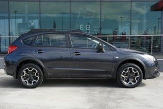 2014 Subaru XV G4X MY14 2.0i AWD Dark Grey 6 Speed Manual Wagon.
