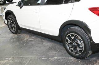 2018 Subaru XV G5X MY18 2.0i Premium Lineartronic AWD White 7 Speed Constant Variable Wagon