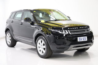 2018 Land Rover Evoque L538 MY19 TD4 (132kW) SE Black 9 Speed Automatic Wagon