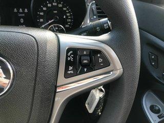 2013 Holden Commodore VF MY14 Evoke Silver 6 Speed Sports Automatic Sedan