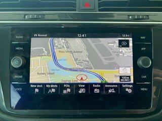 2018 Volkswagen Tiguan 5N MY18 132TSI DSG 4MOTION Comfortline Grey 7 Speed
