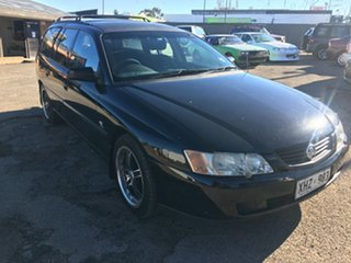 2004 Holden Commodore VY II Executive 4 Speed Automatic Wagon