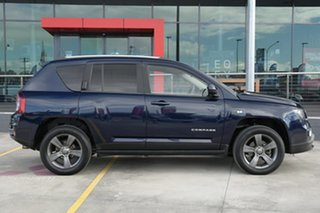 2014 Jeep Compass MK MY15 North Blue 6 Speed Sports Automatic Wagon.