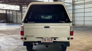 2003 Toyota Hilux VZN167R MY02 White 4 Speed Automatic Utility