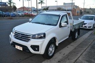 2019 Great Wall Steed K2 (4x2) White 6 Speed Manual Cab Chassis