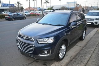 2018 Holden Captiva CG MY18 Active 7 Seater (5Yr) Blue 6 Speed Automatic Wagon