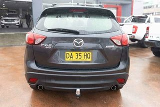 2013 Mazda CX-5 MY13 Maxx Sport (4x4) Grey 6 Speed Automatic Wagon