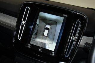 2020 Volvo XC40 XZ MY21 T4 AWD Inscription Black Stone 8 Speed Sports Automatic Wagon