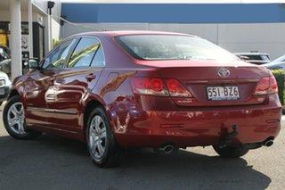 2008 Toyota Aurion GSV40R AT-X Wildfire Mica/grey 6 Speed Sports Automatic Sedan.
