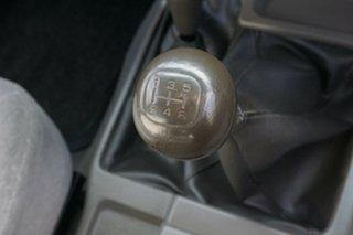 1998 Nissan Patrol GU ST White 5 Speed Manual Wagon