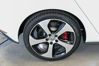2016 Volkswagen Golf VII MY16 GTi White 6 Speed Manual Hatchback