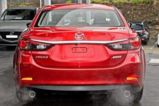 2015 Mazda 6 GJ1032 Sport SKYACTIV-Drive Red 6 Speed Sports Automatic Sedan