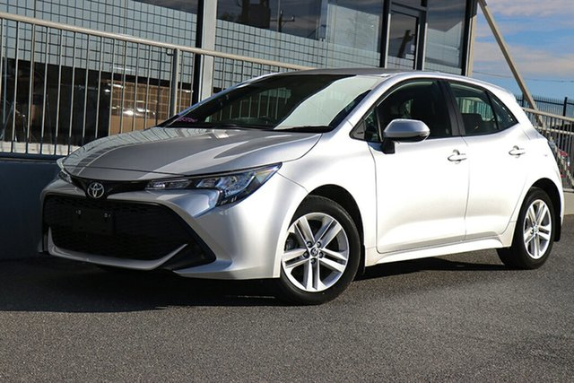 Pre-Owned Toyota Corolla Mzea12R Ascent Sport i-MT South Morang, 2020 Toyota Corolla Mzea12R Ascent Sport i-MT Silver 6 Speed Manual Hatchback