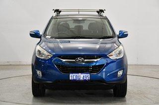2012 Hyundai ix35 LM2 Highlander AWD Blue 6 Speed Sports Automatic Wagon.
