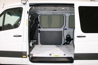 2011 Mercedes-Benz Sprinter 906 MY10 316CDI MWB White 5 Speed Automatic Van