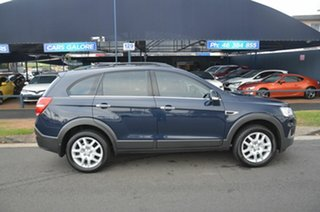 2018 Holden Captiva CG MY18 Active 7 Seater (5Yr) Blue 6 Speed Automatic Wagon.