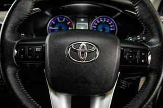 2017 Toyota Hilux GUN126R SR5 (4x4) Crystal Pearl 6 Speed Manual Dual Cab Utility