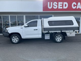 2019 LDV T60 SK8C Pro White 6 Speed Manual Cab Chassis
