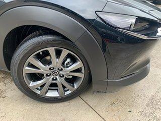 2021 Mazda CX-30 DM2W7A G20 SKYACTIV-Drive Astina Jet Black 6 Speed Sports Automatic Wagon.