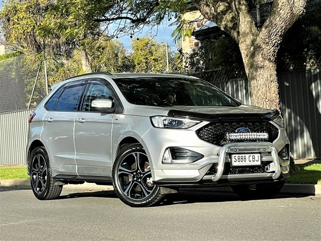 Used Ford Endura CA 2019MY ST-Line Hyde Park, 2018 Ford Endura CA 2019MY ST-Line Silver 8 Speed Sports Automatic Wagon