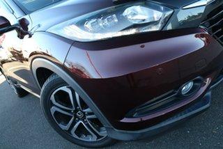 2015 Honda HR-V MY15 VTi-L Carnelian Red 1 Speed Constant Variable Hatchback.