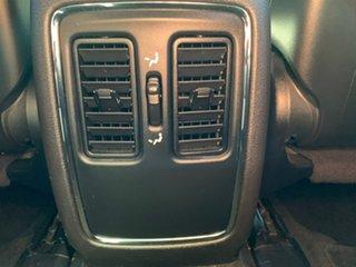 2015 Jeep Grand Cherokee WK Blackhawk Black Sports Automatic Wagon