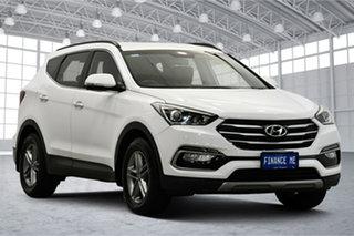 2016 Hyundai Santa Fe DM3 MY16 Active Cream 6 Speed Sports Automatic Wagon.