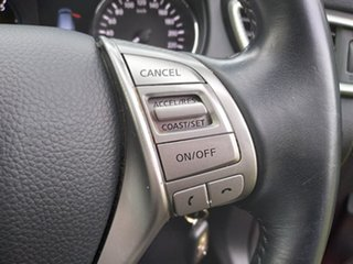 2015 Nissan Qashqai J11 ST Burgundy 1 Speed Constant Variable Wagon