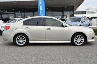 2010 Subaru Liberty B5 MY10 2.5i Lineartronic AWD Sunlight Gold Opal 6 Speed Constant Variable Sedan