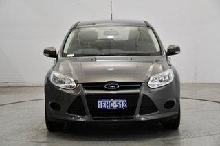 2013 Ford Focus LW MkII Ambiente Lunar Sky 5 Speed Manual Hatchback.