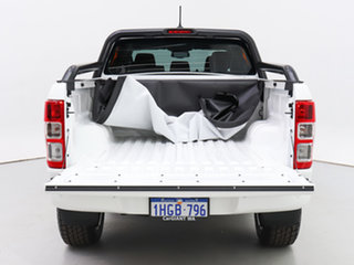 2021 Ford Ranger PX MkIII MY21.25 XLS 3.2 (4x4) White 6 Speed Automatic Double Cab Pick Up