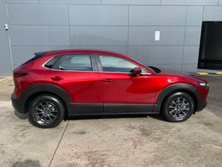 2021 Mazda CX-30 DM2W7A G20 SKYACTIV-Drive Pure Soul Red Crystal 6 Speed Sports Automatic Wagon.