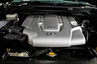 2011 Toyota Landcruiser UZJ200R Altitude SE Graphite 5 Speed Automatic Wagon
