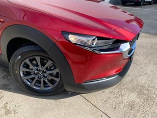 2021 Mazda CX-30 DM2W7A G20 SKYACTIV-Drive Pure Soul Red Crystal 6 Speed Sports Automatic Wagon