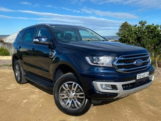 2019 Ford Everest UA II 2020.25MY Trend Blue 10 Speed Sports Automatic SUV.