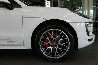 2016 Porsche Macan 95B MY17 GTS PDK AWD White 7 Speed Sports Automatic Dual Clutch Wagon