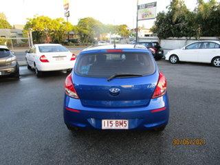 2014 Hyundai i20 PB MY14 Active 4 Speed Automatic Hatchback
