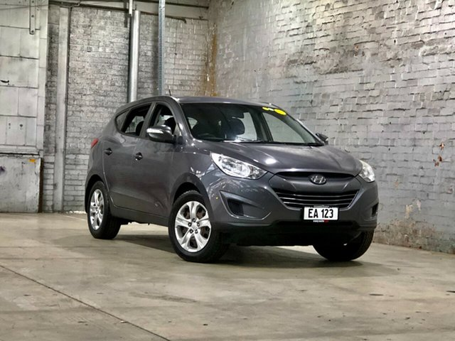 Used Hyundai ix35 LM MY12 Active Mile End South, 2012 Hyundai ix35 LM MY12 Active Grey 5 Speed Manual Wagon